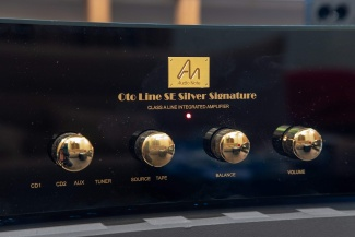 Audio Note OTO Line SE Silver Signature
