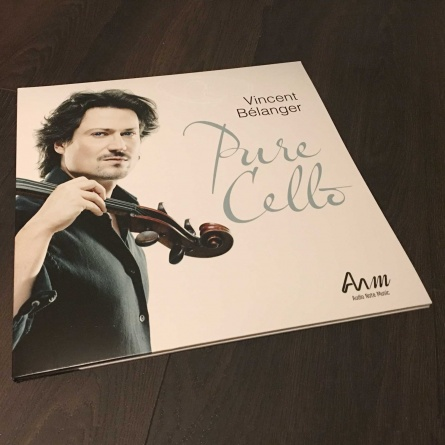 Audio Note Double LP. PURE CELLO - Vincent Belanger фото 1
